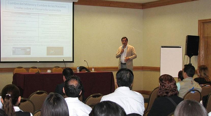 IMTA Aneas: formación es fundamental mejorar servicios que se brindan sociedad