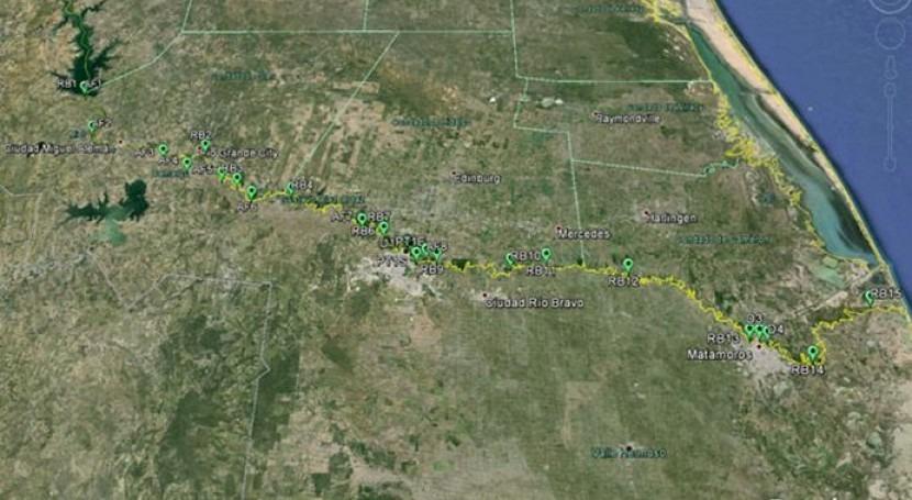 México estudia condiciones actuales fuentes agua frontera EEUU