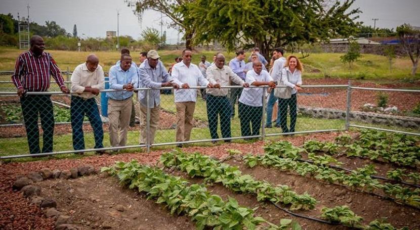 IMTA comparte experiencia gestión agua Kenia, apoyo Banco Mundial