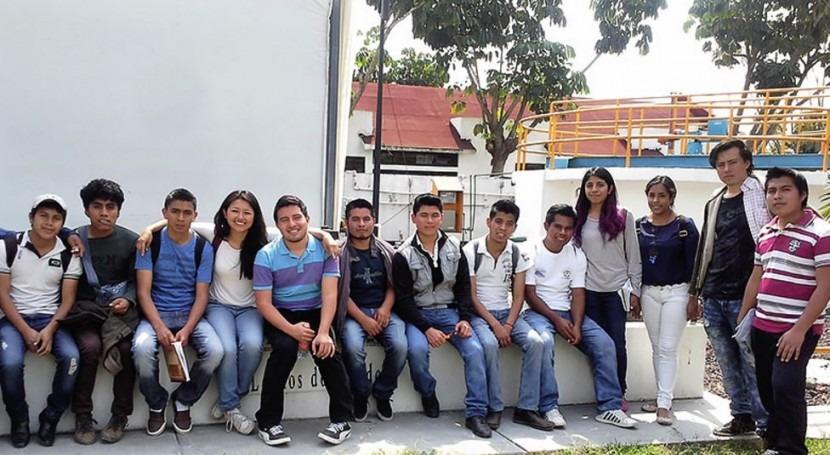 IMTA recibe visita estudiantes Universidad Autónoma Chapingo