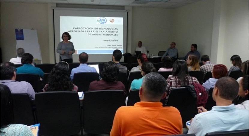 Nueva acción formativa CENTA Centroamérica