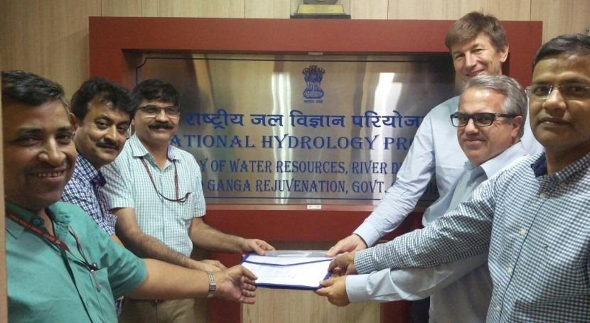 Eptisa llevará cabo Proyecto Nacional Hidrología India