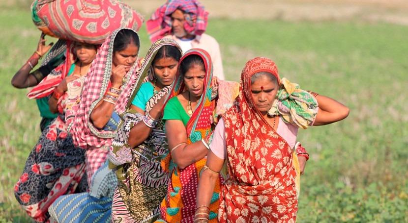 falta acceso agua dificulta higiene menstrual mujer campos refugiados