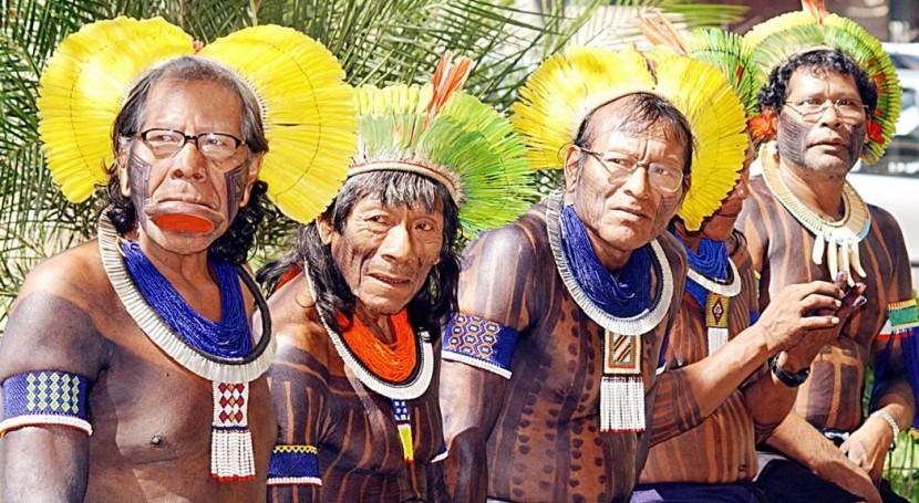 pueblos indígenas reclaman papel lucha cambio climático