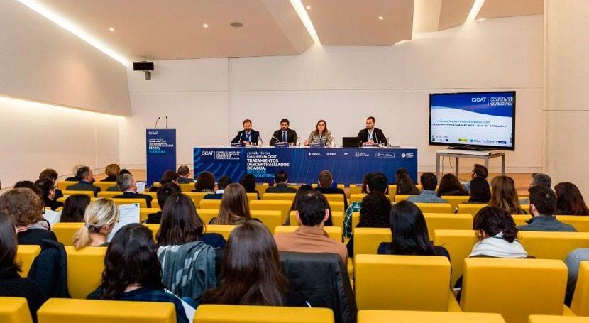 retos industrias gallegas tratamiento agua, debate