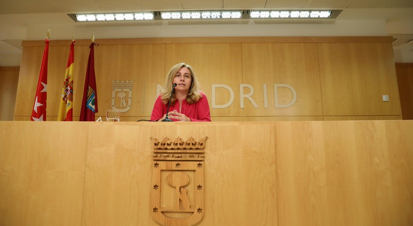 Ayuntamiento Madrid abona 19,4 millones euros al Canal suministro agua