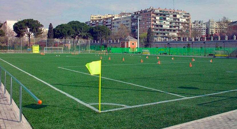 Canal Isabel II gestionará escuelas fútbol y pádel Tercer Depósito