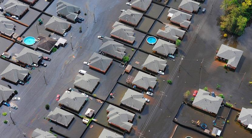 huracán Matthew provoca fuertes inundaciones Carolina Norte