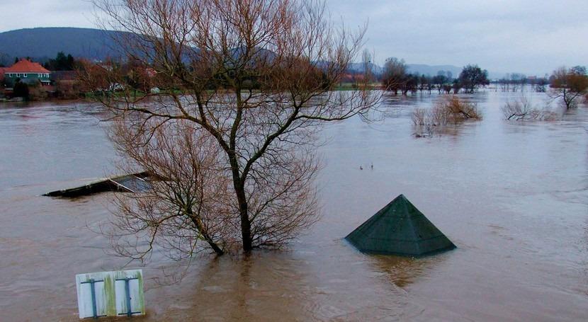 Inteligencia artificial prevenir inundaciones