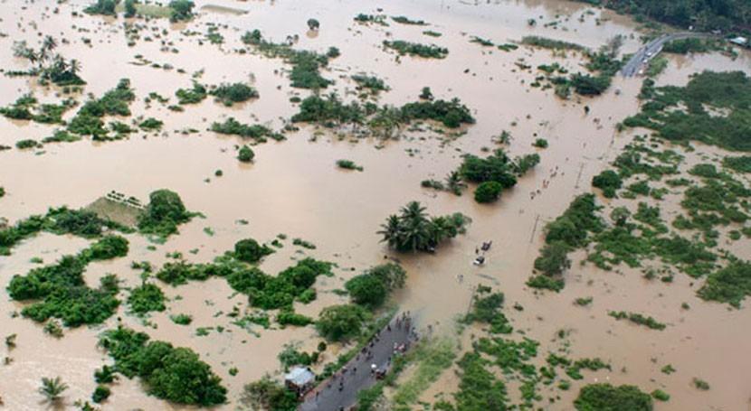 ONU ayudará Sri Lanka y Bangladesh inundaciones y avalanchas ciclón Mora