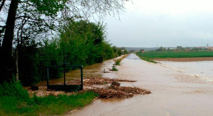 Villarejo Órbigo: pide ser declarado zona catastrófica debido lluvias