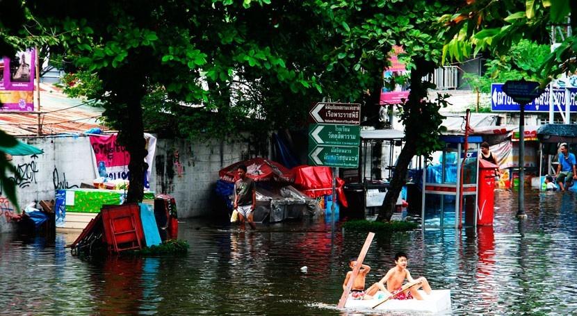 inundaciones Corea Norte provocan 76 fallecidos y 75 desaparecidos