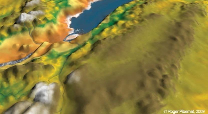 Encontradas nuevas evidencias megainundación Mediterráneo hace 5,3 millones años