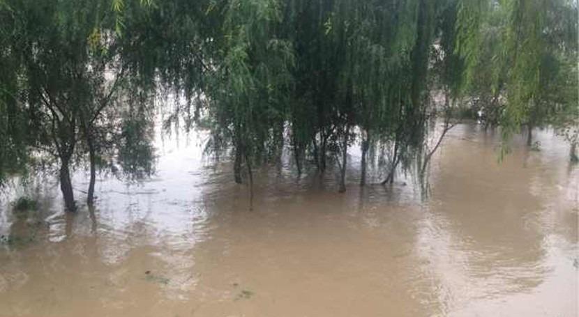 fuertes lluvias China también dejan más 20 muertos sur