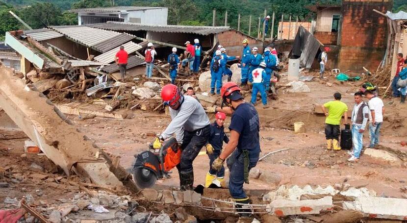 Antonio Guterres expresa condolencias deslave mortal Colombia