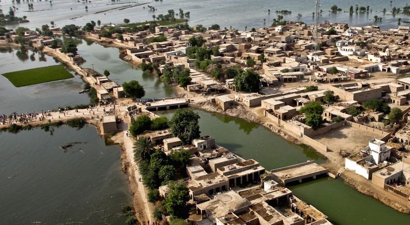 inundaciones norte Pakistán dejan al menos 28 muertos
