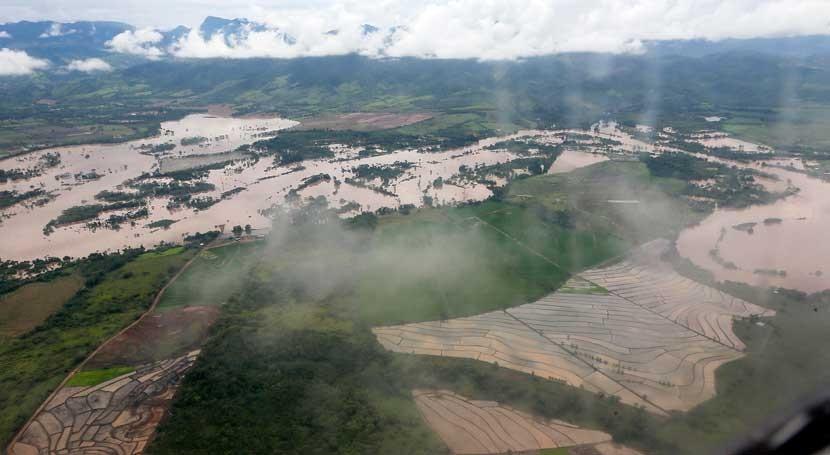 lluvias torrenciales Perú dejan 91 muertos y más 120.000 damnificados