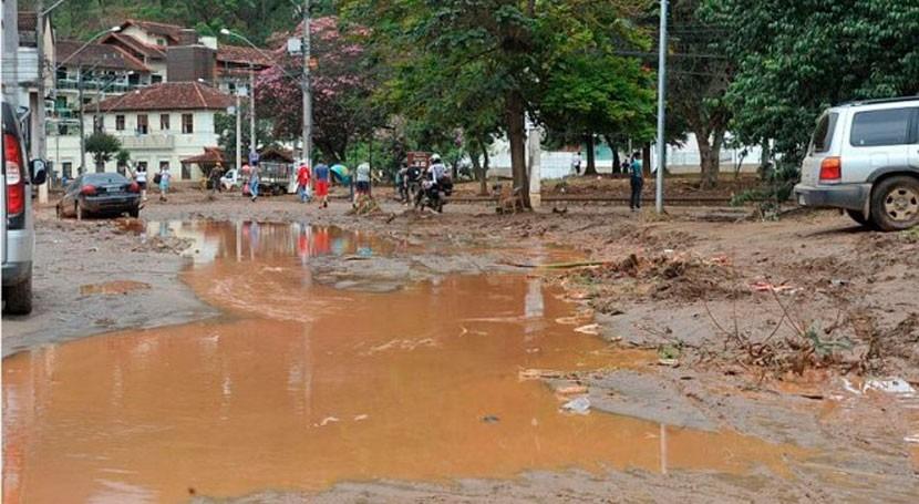 Mueren 35 personas causa inundaciones sureste Sudán Sur