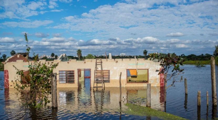 ONU envía Paraguay equipo expertos asistir frente inundaciones