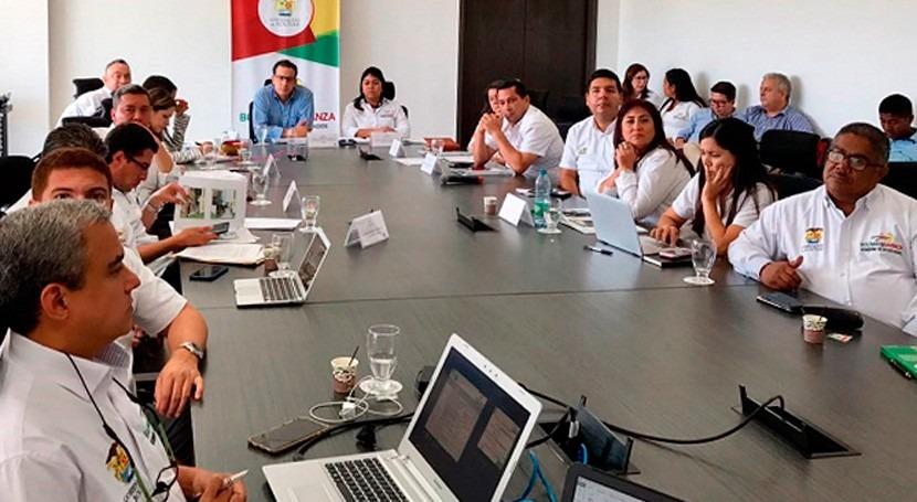 Colombia realizará importante inversión acceso al agua y saneamiento Bolívar