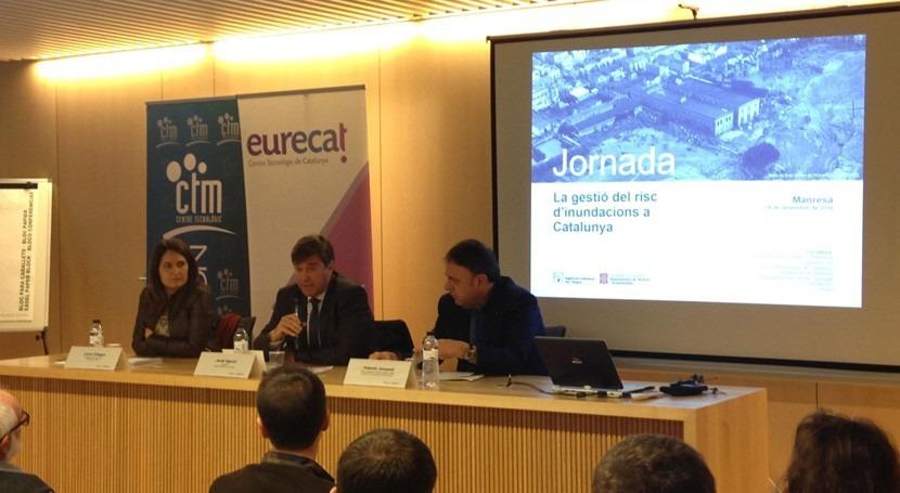Cataluña invertirá 62 millones euros prevenir inundaciones