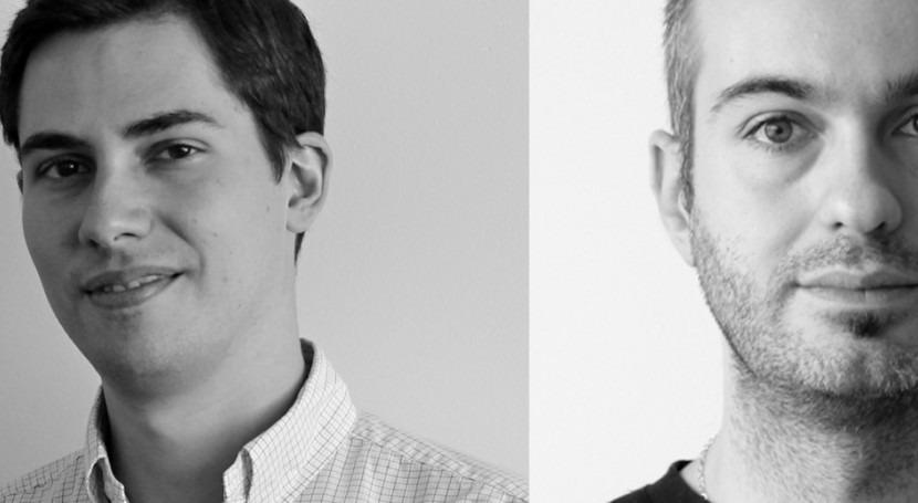 Alberto Enciso y Daniel Peralta, del Instituto de Ciencias Matemáticas (ICMAT)
