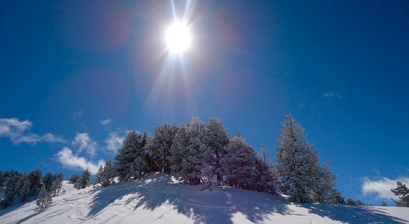 Enero 2017, mes frío y seco España