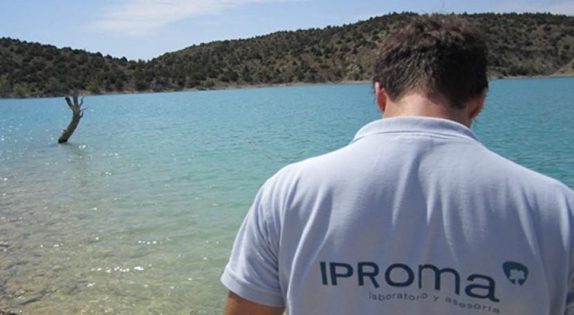 Iproma amplía acreditación inspección vertidos aguas residuales
