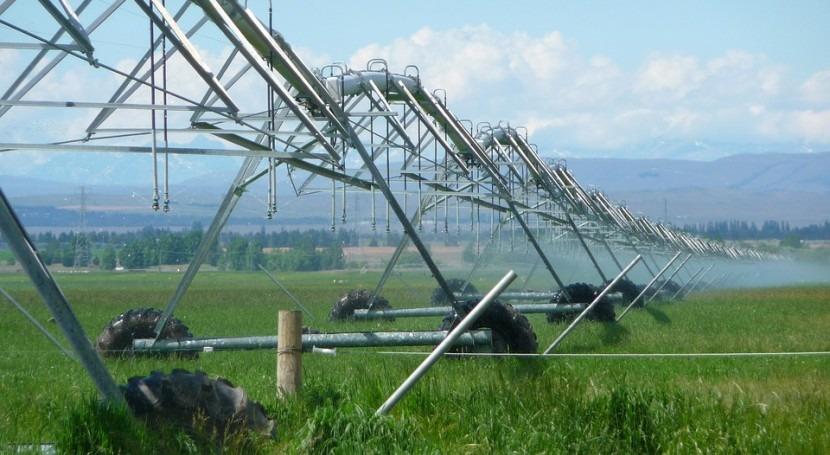 Telemedida lograr eficiencia energética regadío
