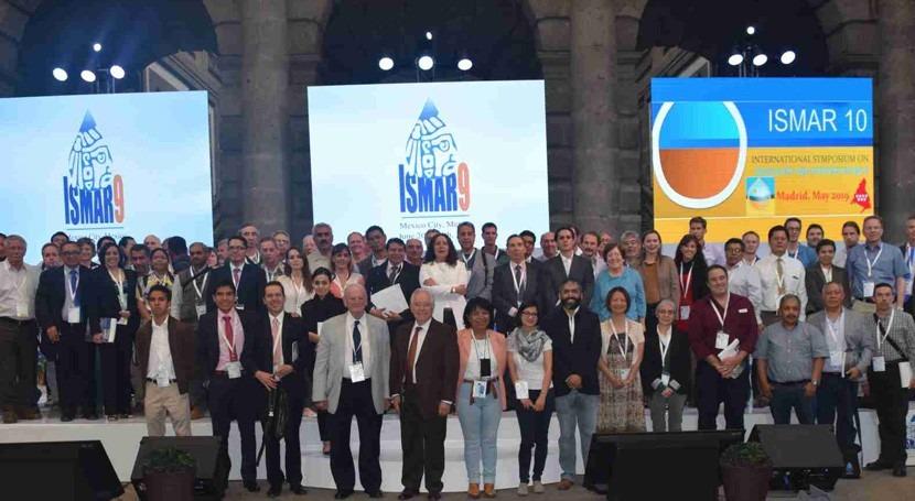 Concluye éxito 9° ISMAR Ciudad México