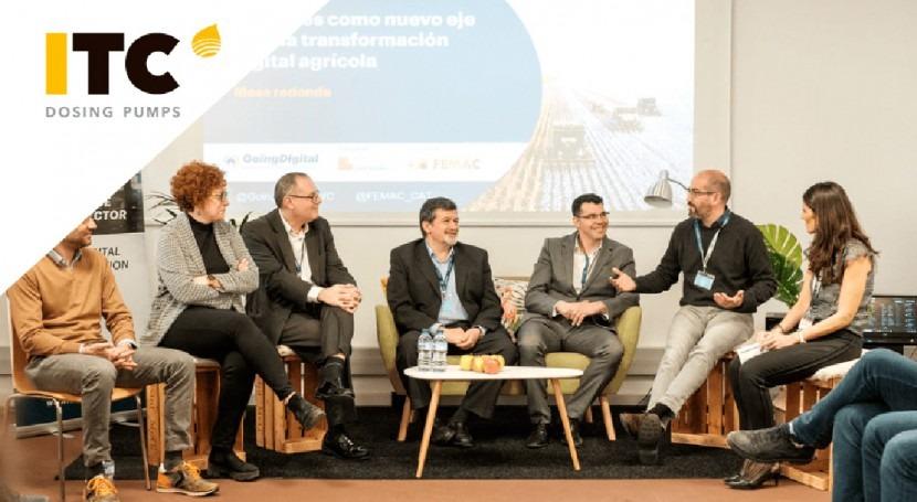 retos agrícolas Mobile World Capital Barcelona