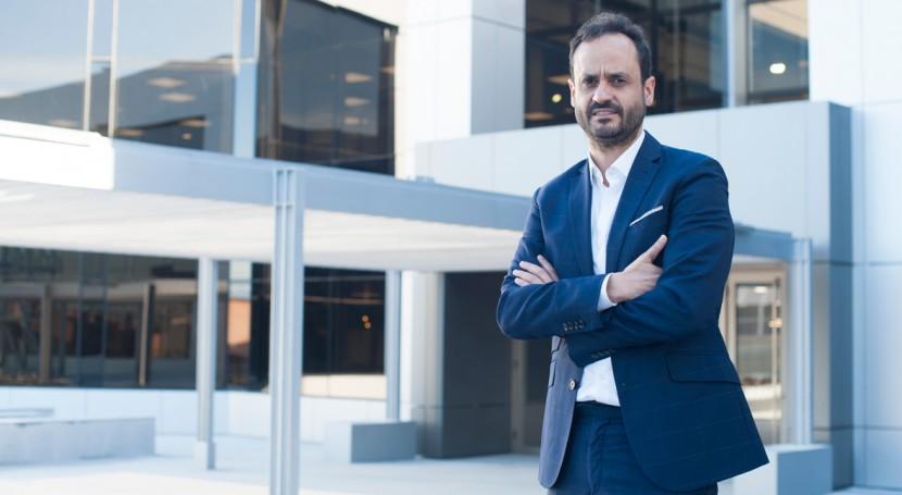 """Iván Tallón: """" retos sector pasan digitalización empresas y servicios"""""""