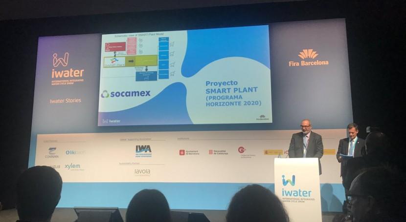 Éxito participación Iwater 2018