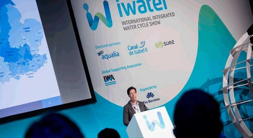 International Water Association se suma Iwater