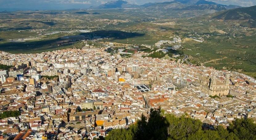 Jaén (Wikipedia/CC).