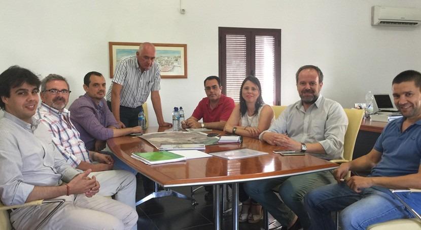 redacción proyecto depuración aguas Algallarín costará más 80.000 euros