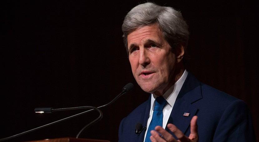 """John Kerry: """" cambio climático no debería ser cuestión partidista"""""""