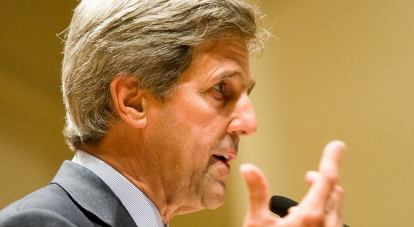 John Kerry (Wikipedia/CC).