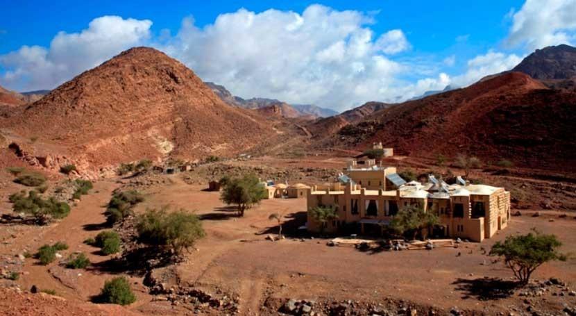 """Jordania: ¿Cómo transformar paisajes desérticos """"ecosistemas oportunidades""""?"""
