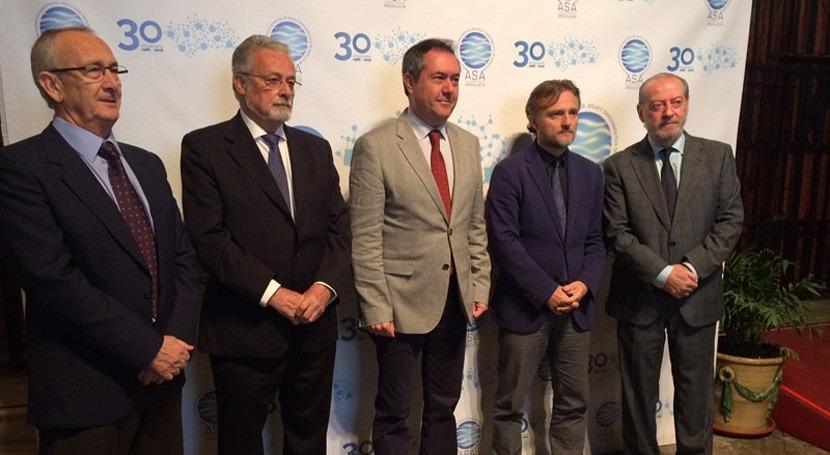 Andalucía trabaja Reglamento garantizar suministro agua colectivos vulnerables