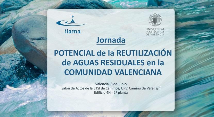 ¿Es reutilización futuro Comunitat Valenciana materia hídrica?