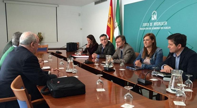 Andalucía priorizará desdoblamiento túnel San Silvestre