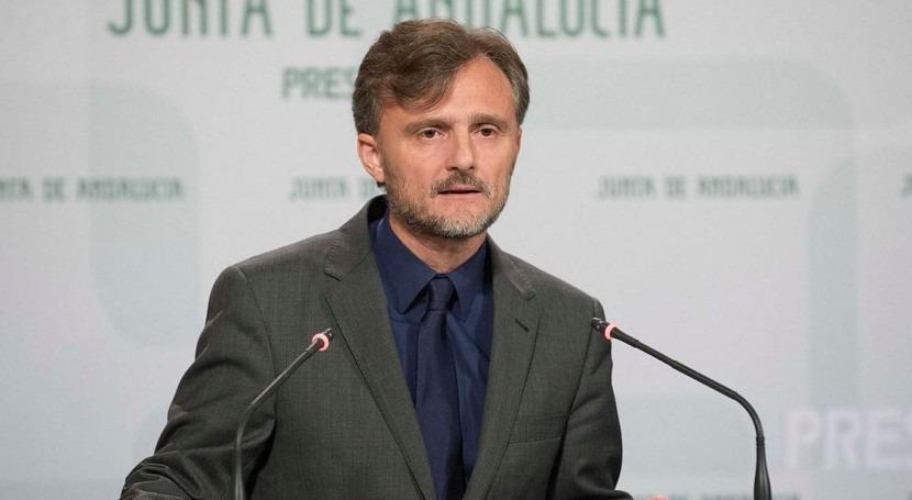Mejorar gestión Agencia Medio Ambiente y Agua Andalucía, objetivo José Fiscal