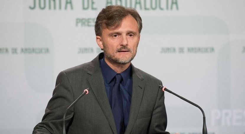 José Fiscal afirma que Junta Andalucía llegará al fondo caso Ercros
