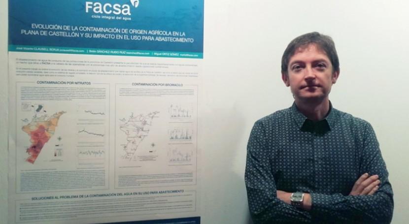 FACSA e IPROMA presentan Salamanca últimos estudios aguas subterráneas