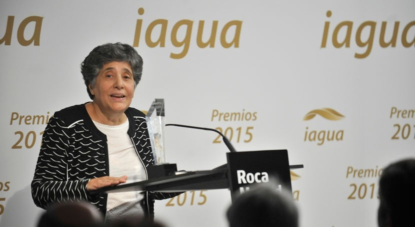 "Josefina Maestu: "" agua es historias éxito agenda internacional"""
