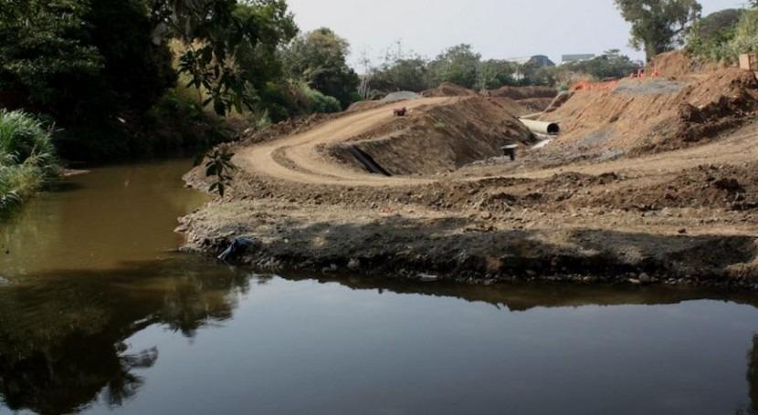 dragado río Juan Díaz arrancará saneamiento Ciudad y Bahía Panamá