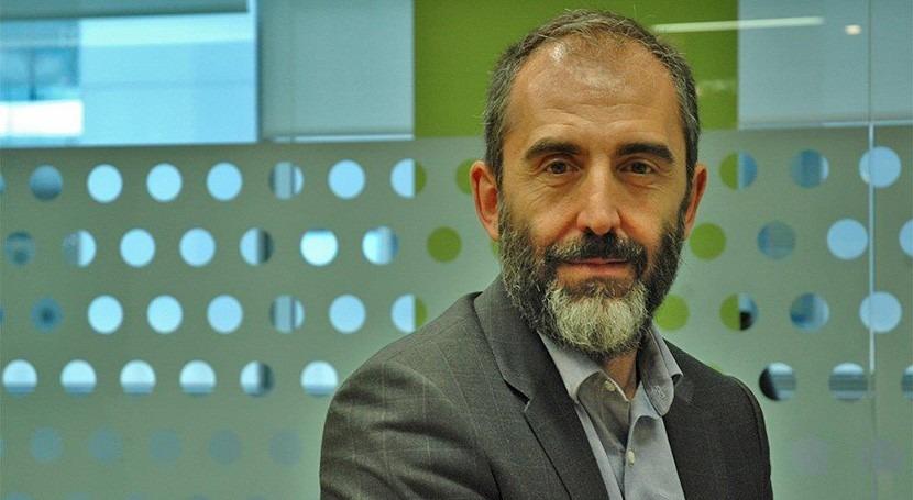 Julio Pastor, dircom de FCC