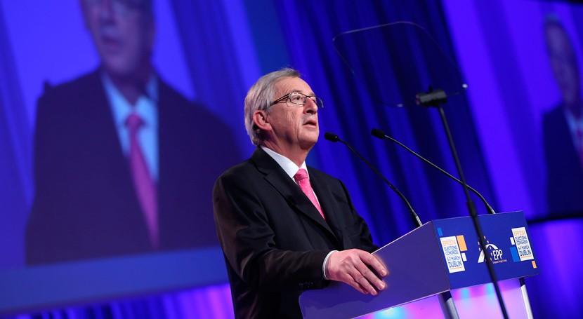 Juncker pide acelerar ratificación Acuerdo Clima Europa