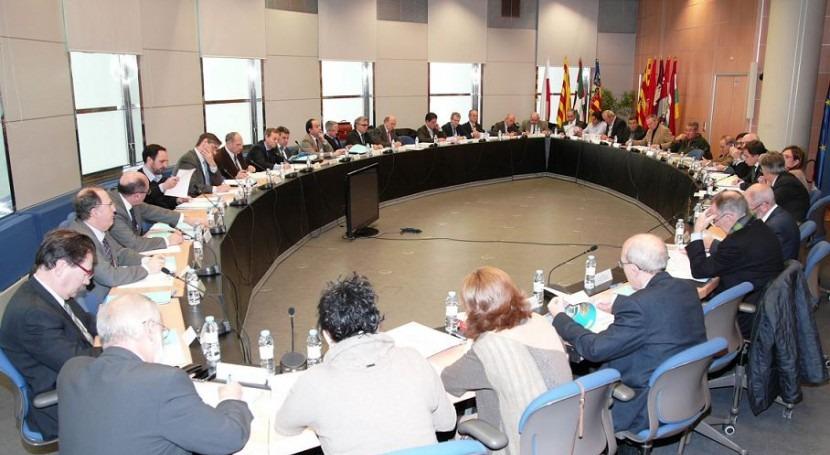 Junta de Gobierno de la Confederación Hidrográfica del Ebro